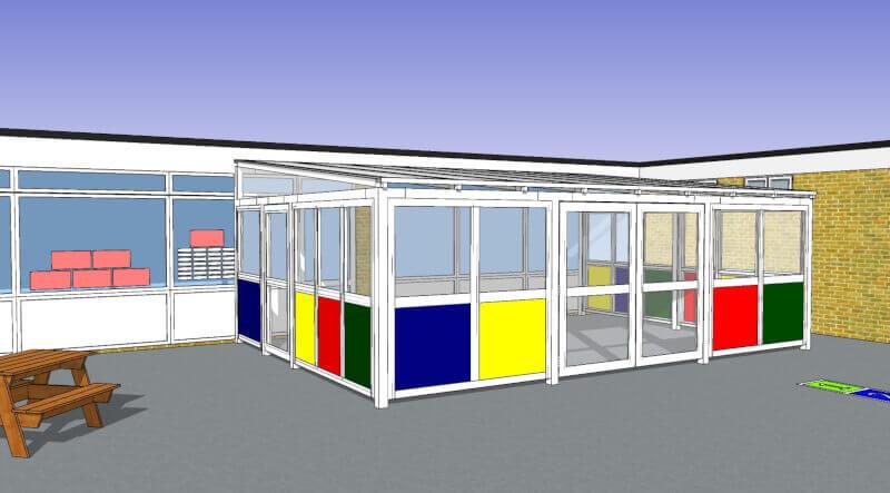 Houghton Regis Primary 7.38Mtr x 5.00Mtr